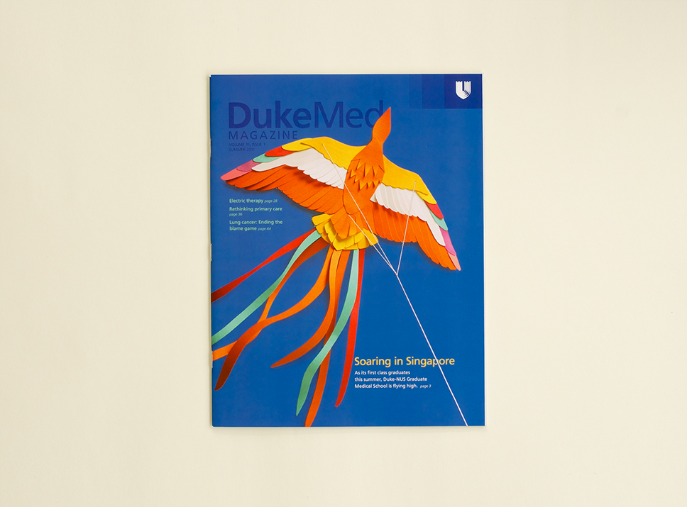 DukeMed Magazine Summer 2011 cover