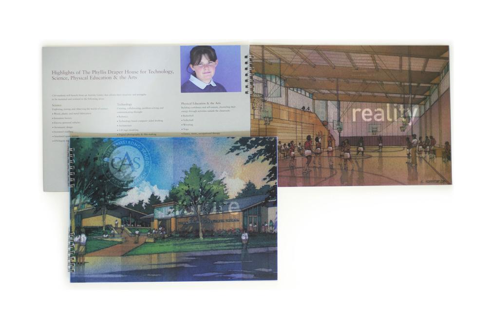 Armstrong School brochure