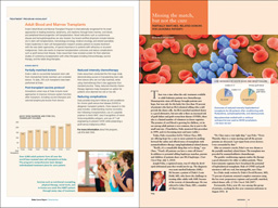 Cancer Report 2011 spread 3