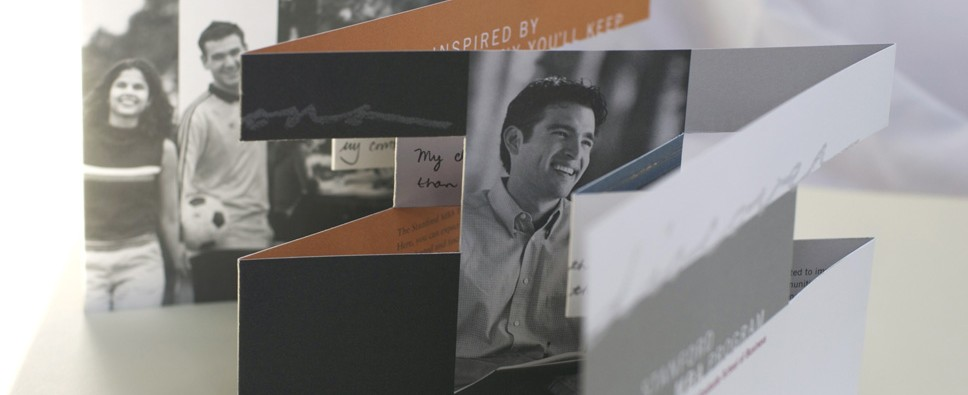 Stanford MBA Mailer